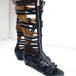 Report Signature Mesa Knee High Gladiator Sandals